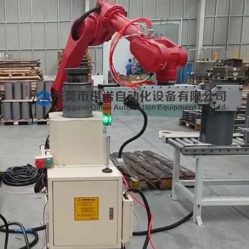 重庆搬运机械手厂家直销 码垛上下料关节机器人