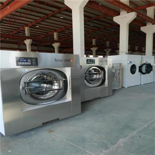 智能酒店宾馆用工业洗衣机 大型布草水洗厂洗涤设备