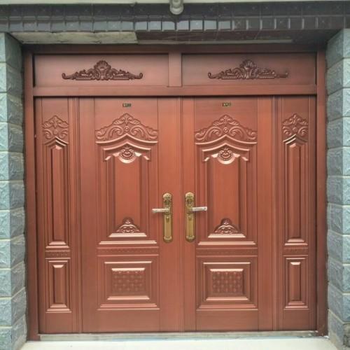 户外庭院大门