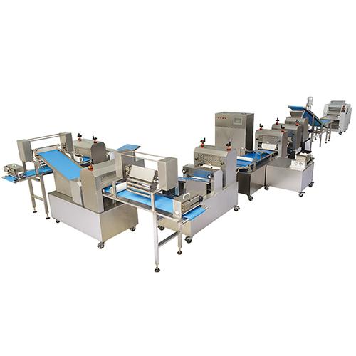SLKS-380型多功能丹麦酥皮生产线