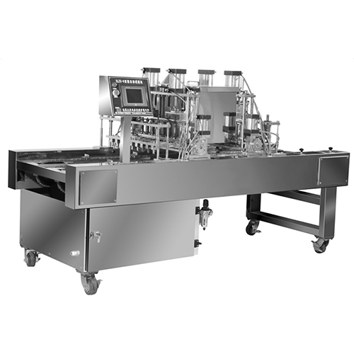 SLZGR9蛋糕自动成型设备、注浆机