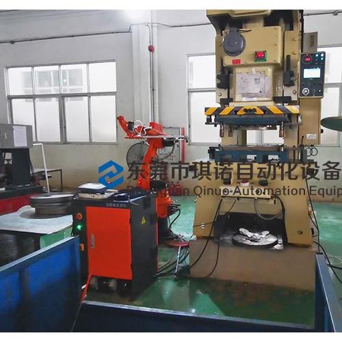 五金冲压自动化机械手 关节机器人批发价格