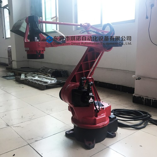 琪诺16kg四关节机器人 油压机上下料机械手