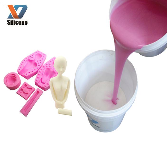 RTV食品级液体模具硅胶