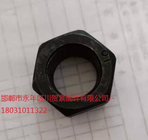 35#45#钢号材质螺母耐受力强河北专业生产