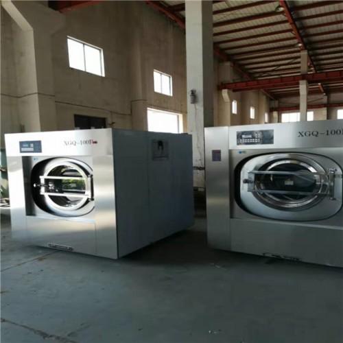 社区医院卫生院配备洗涤设备 全不锈钢医用洗衣机烘干机