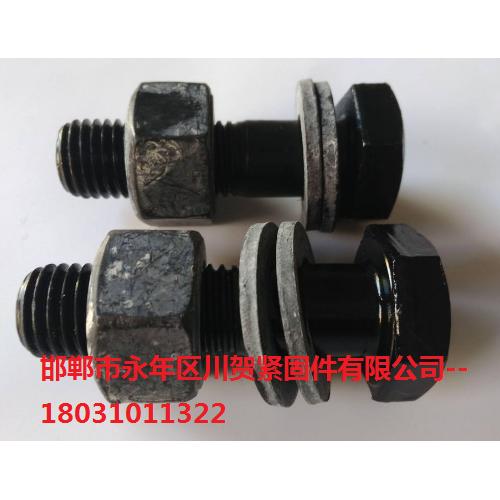钢结构工程专用10.9S扭剪螺栓大六角螺丝包国家检测