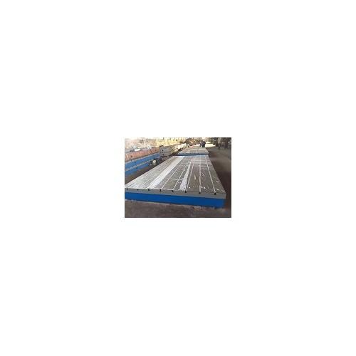 内蒙古铸铁划线平台生产「富恒机械」物美价廉 厂家定制