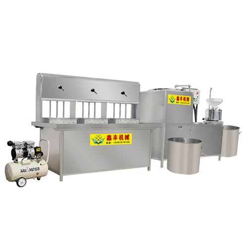马鞍山豆腐机生产厂家 全自动豆腐机操作方法 小豆腐机直销