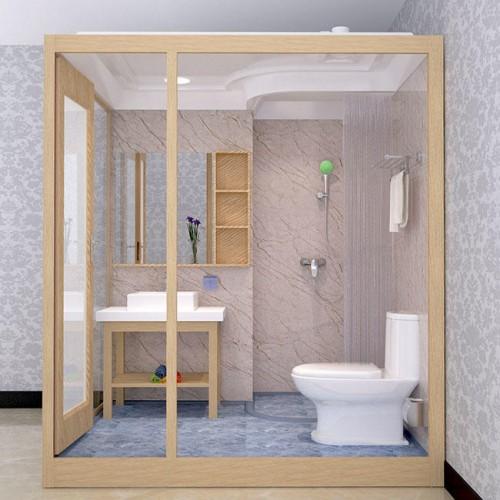 整体卫生间整体卫浴 整体浴室安装 一体卫生间 整体淋浴房