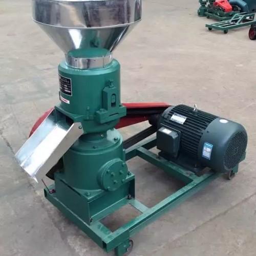 饲料颗粒机小型家用饲料颗粒机两相电220伏养殖用饲料颗粒机