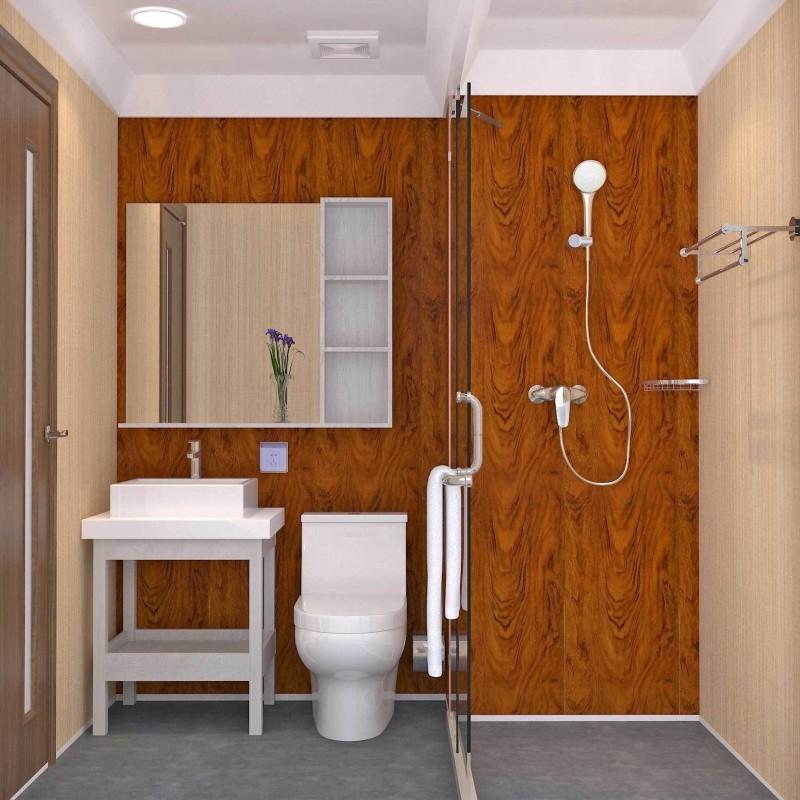 一体式卫生间生产 集成卫生间 百思沐集成卫浴 宾馆整体卫浴
