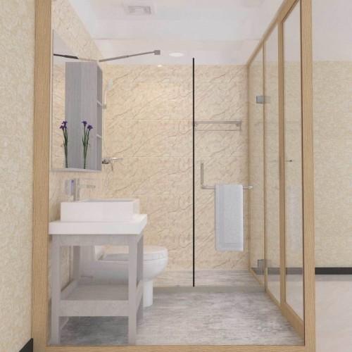 整体卫生间 整体卫浴间 宾馆整体卫生间 一体式卫生间