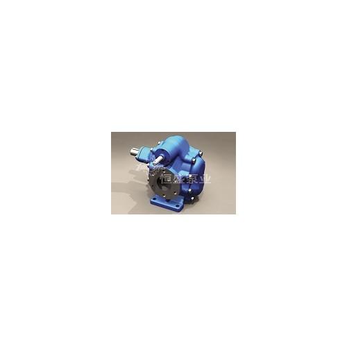 高粘度齿轮泵发展特点与结构是怎样的