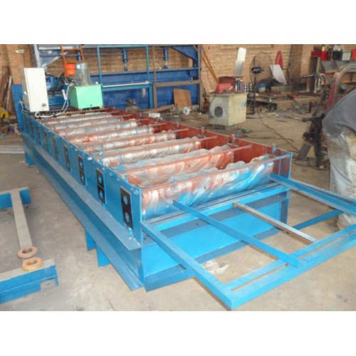 内蒙古压瓦机设备供应「益商优压瓦机」物美价廉厂家订购
