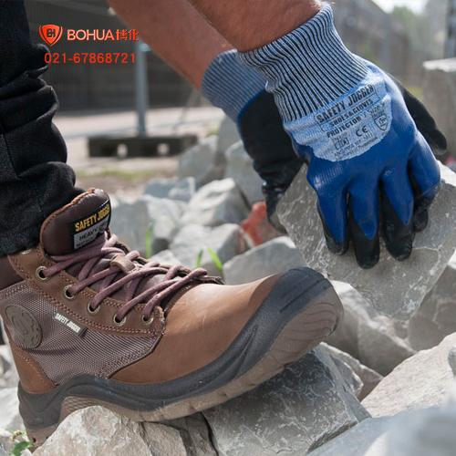 上海博化安全鞋