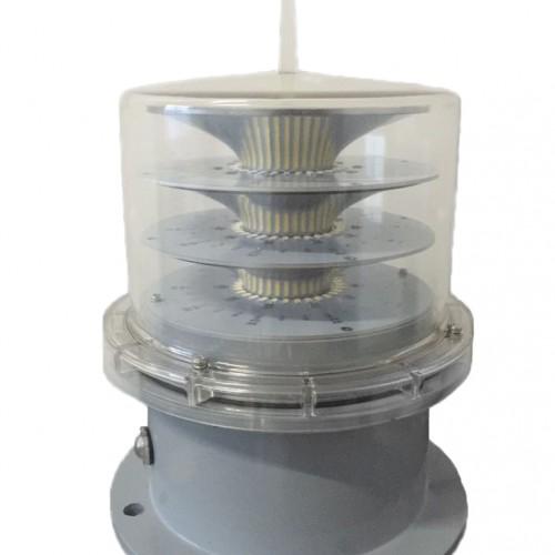 WH-180型长寿命碟态冷光源中、高光强航空障碍灯