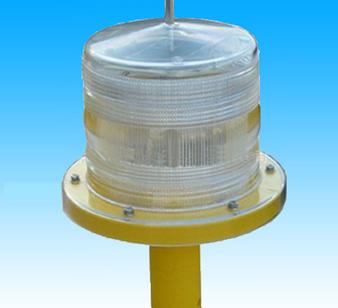 大型LED太阳能航标灯