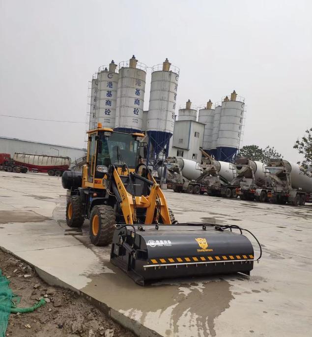 鼎昌道路清扫车 扫地车施工清扫车大型生产基地