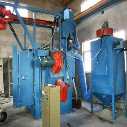 钢管抛丸机 备件使用量减低80% 品质有保障