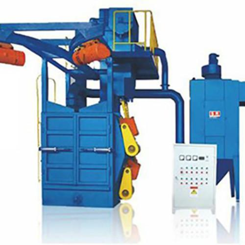 悬链通过式抛丸清理机 应用广泛 1000+合作伙伴