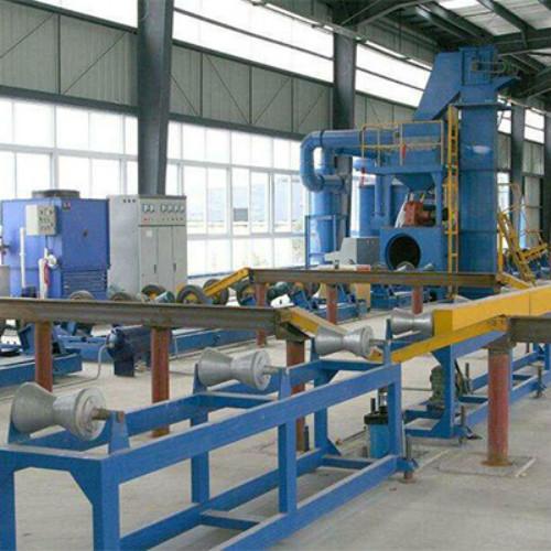 吊钩式抛丸清理机 提高清理效率 工作效率提高30%