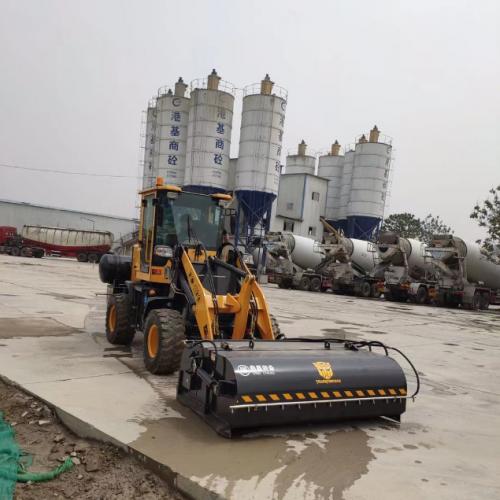 工程施工清扫车 水温层扫地机扫地车 钢厂清扫车