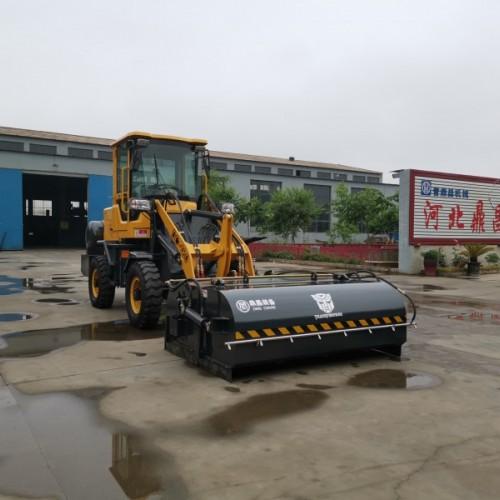 鼎昌 公路施工清扫车 混凝土清扫车改装装载机清扫车