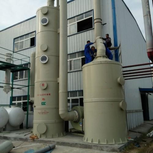 防腐设备 聚丙烯防腐设备 防腐储罐 盐酸气体成套设备