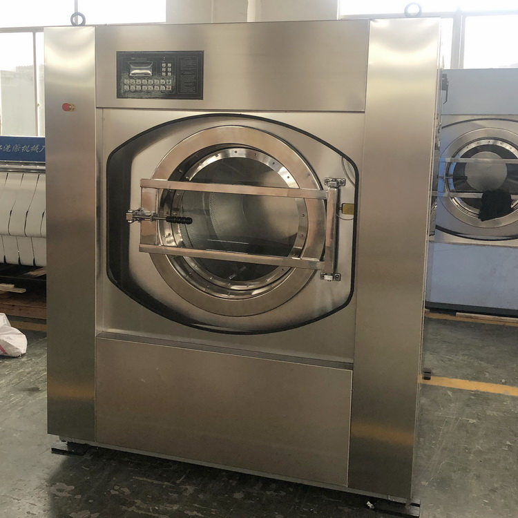 全自动工业洗衣机,宾馆用大型水洗设备