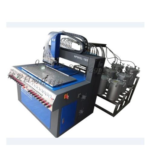 滴塑机、商标点胶机、标牌点胶机、多头点胶机