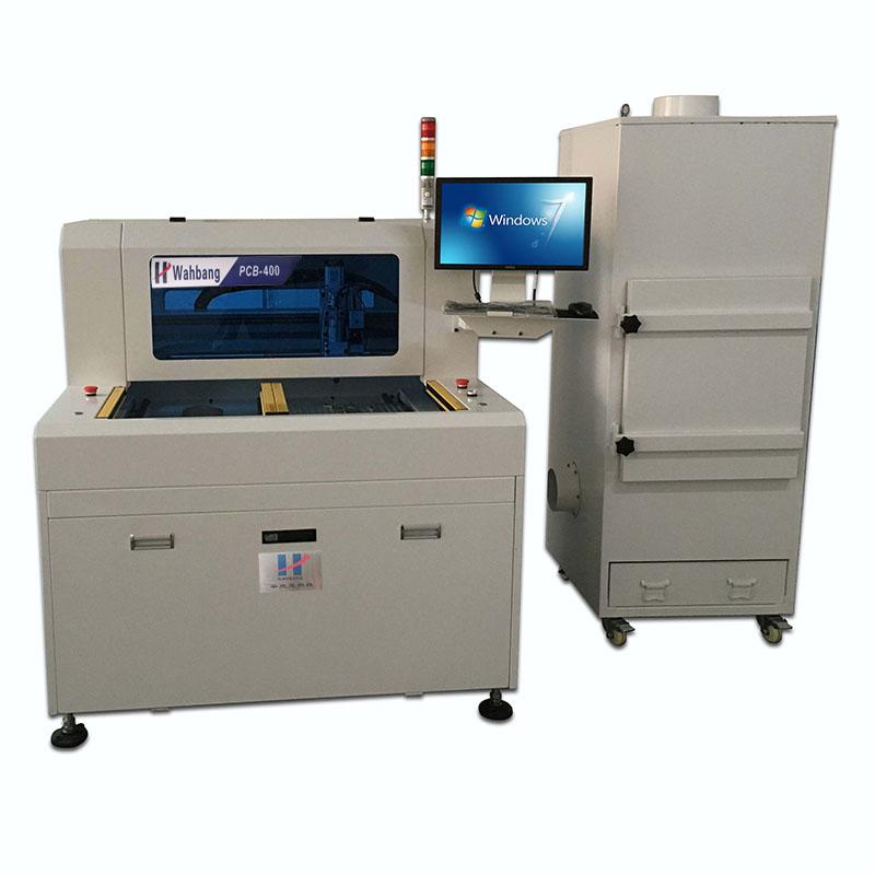 厂家直销曲线分板机 高速四轴全自动PCB分板机