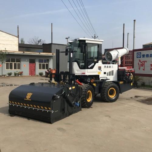 专业路面清扫车专业路面清扫车清扫机多功能道路清扫机器