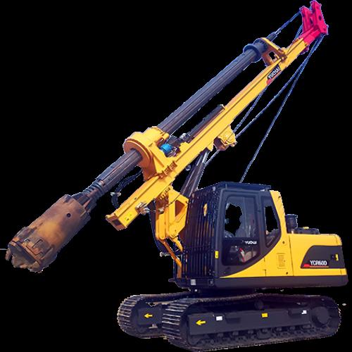 YCR60D旋挖钻机