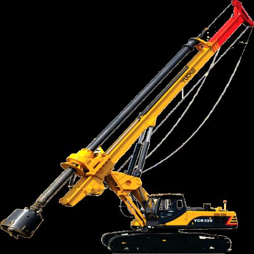 YCR220旋挖钻机