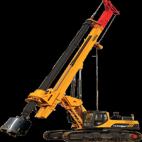 YCR260旋挖钻机