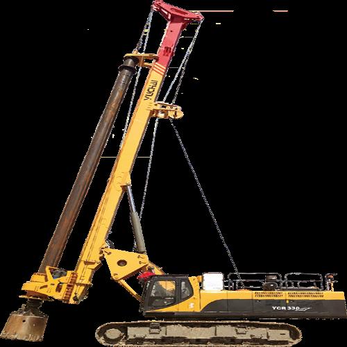 YCR330旋挖钻机