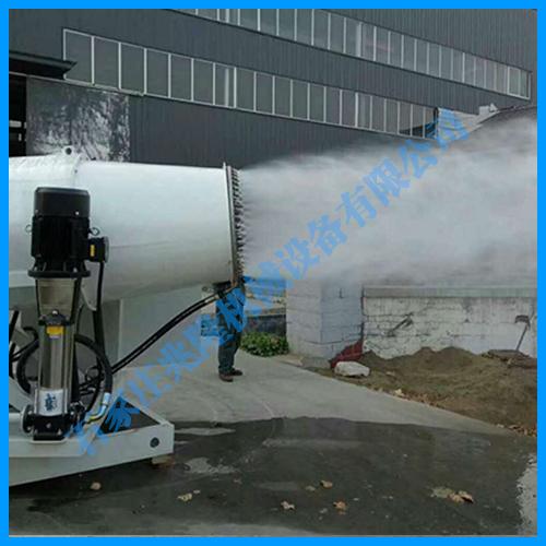 供应80米环保雾炮机