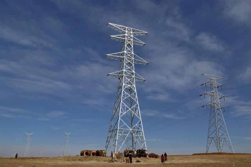 电力塔 输电线路铁塔 钢管杆 电力塔厂家找林东通信售后好
