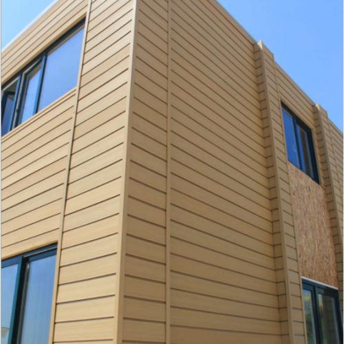 安徽厂家直销 快装墙板 快装木塑环保墙板 美观寿命长木塑墙板