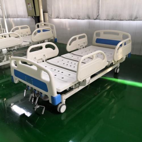 山东德曼医疗APE-4三摇病床ICU护理床VIP病床