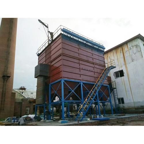 黑龙江铸造厂布袋除尘器生产「贺年环保」设计定制