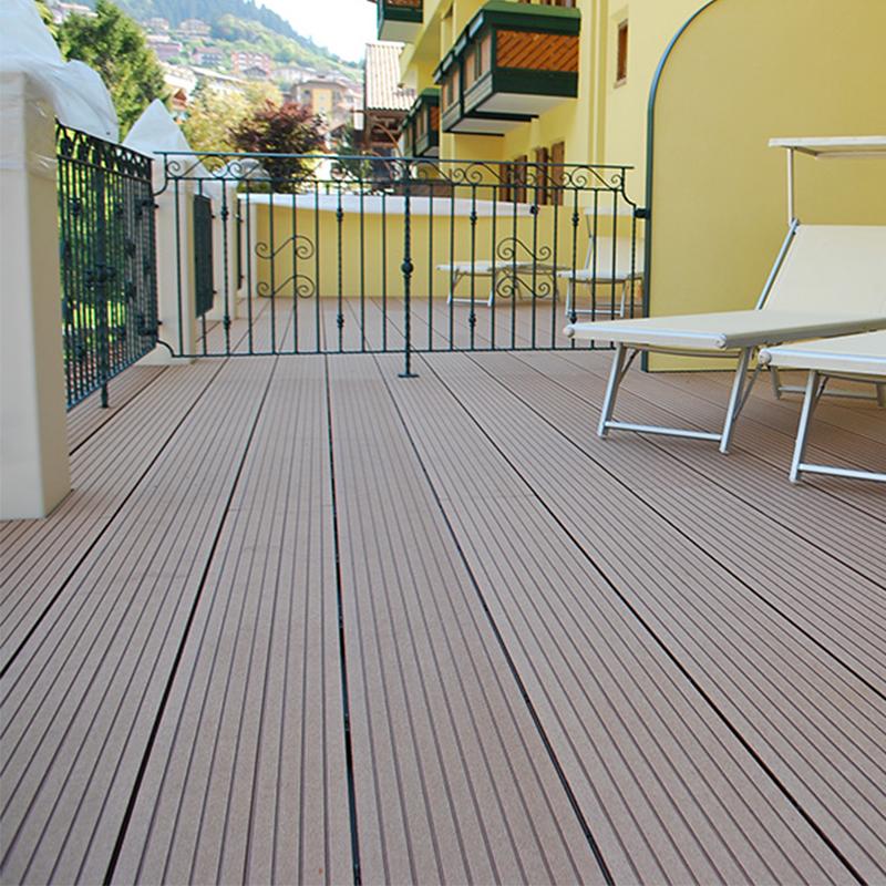 力华-木塑地板