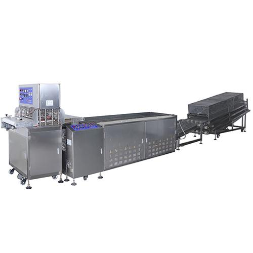 ZLBBG-00仿手工薄饼连续生产线