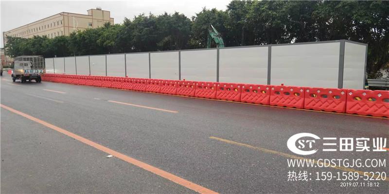 广州市政围挡特点及规格