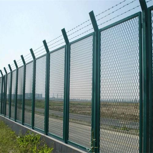 监狱围墙铁丝网、罪犯生活区隔离网规格、监狱外墙隔离网