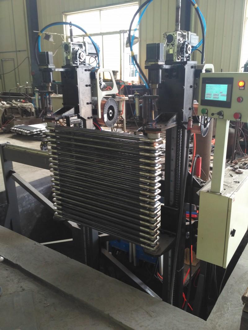 油缸接口自动焊