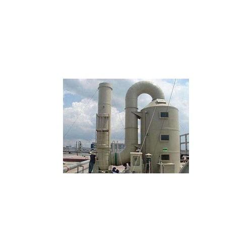天津有机废气喷淋塔哪里买「绿雅环保」设计定制订购价格