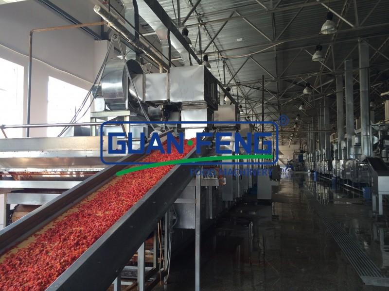 单层带式烘干机 果蔬干燥机 蔬菜脱水机 厂家直销烘干机