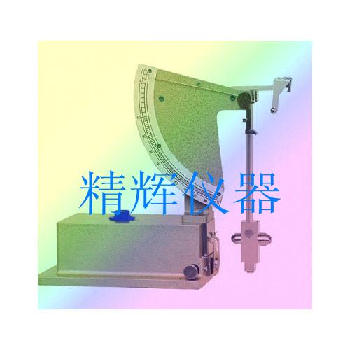 橡胶冲击回弹仪/橡胶弹性试验机